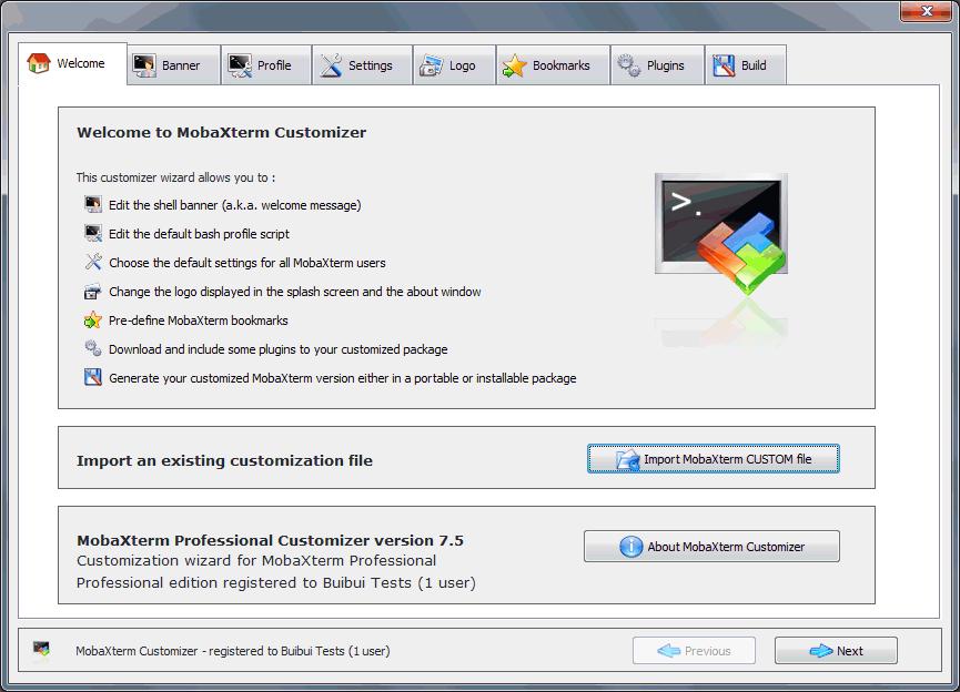 How to customize MobaXterm · Mobatek blog