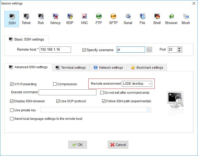 Raspberry Pi without monitor or keyboard · Mobatek blog